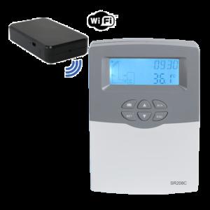 Panosol SR208C WiFi